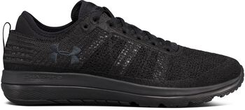 Under Armour Threadborne Fortis hombre Negro