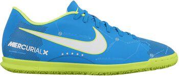 Nike Botas de fútbol sala MercurialX Vortex III Azul