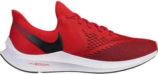 Nike - Zapatilla Nike Air Zoom Winflo 6 s Ru - Hombre - Zapatillas Running - Rojo - 45dot5