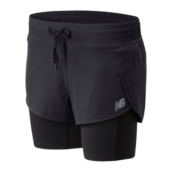 Pantalones cortos Impact Run 2in1