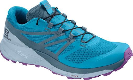 Salomon - SENSE RIDE 2 - Mujer - Zapatillas Running - 38