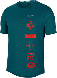Camiseta manga corta Dri-Fit Wild Run