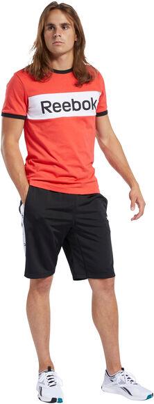 Pantalón Corto Linear Logo