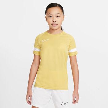 Nike Camiseta Manga Corta Dri-Fit Academy niño Naranja