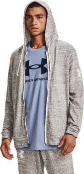 Under Armour Sudadera Rival Terry  hombre Blanco