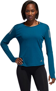 ADIDAS Camiseta OWN THE RUN LS mujer