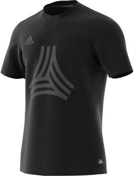 Camiseta fútbol adidas TAN LOGO TEE  Hombre Negro