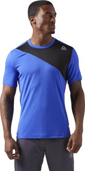 Reebok Workout Ready Tech Top Hombre Azul