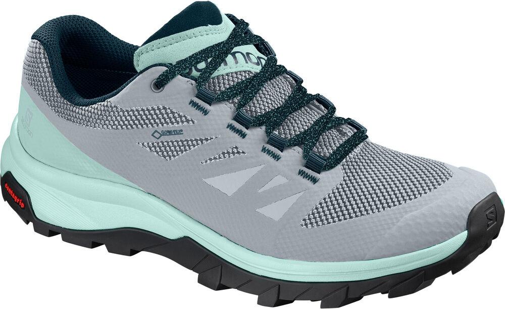 Salomon - Zapatillas OUTline GTX - Mujer - Zapatillas Running - 38 2/3