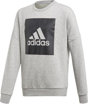 adidas Essentials Big Logo Sweatshirt Niño Negro