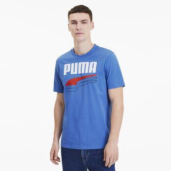 Puma Camiseta Manga Corta REBEL Bold Tee hombre