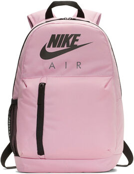 Nike Elemental graphic backpack - bolsa de deporte unisex Rosa