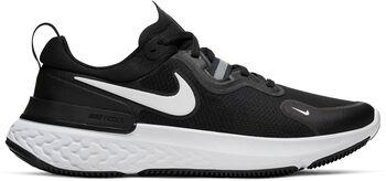 Nike Zapatillas Running React Miller mujer Negro