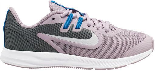 Nike - Zapatilla Downshifter 9 Big Sh - Unisex - Zapatillas Running - Púrpura - 35?