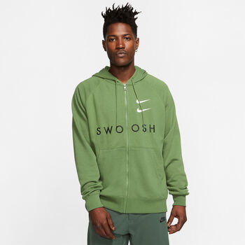 Nike Sportswear Swoosh hombre Verde
