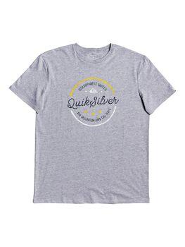 Quiksilver Camiseta m/c TALNOTESSSTEES BFA0 hombre