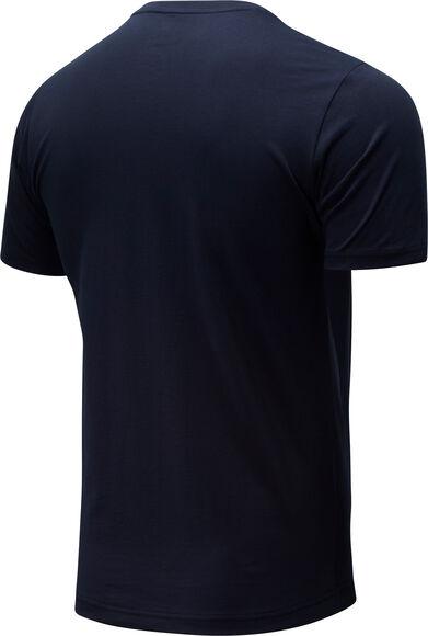 Camiseta manga corta Essentials Stacked Logo