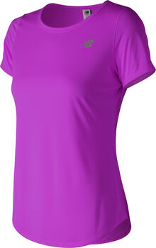 New Balance Camiseta de manga corta Accelerate V2 mujer
