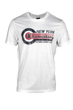 Champion Camiseta m/c Crewneck T-Shirt hombre
