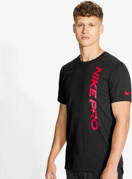 Nike Camiseta manga corta SS Npc hombre Negro