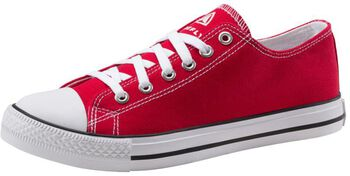 Firefly Canvas Low III Jr  Rojo