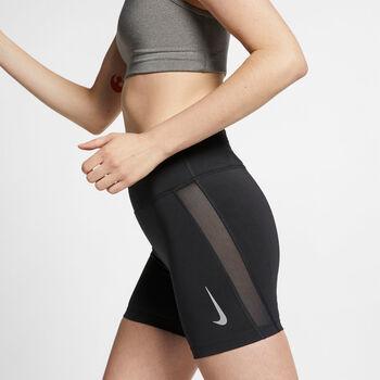 Nike Pantalones cortos Running mujer Negro