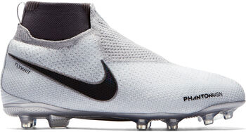 Nike JR Phantom Vision Elite Dynamic Fit FG Gris