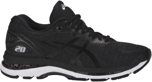 Asics - Asics GEL-Nimbus 20 Mujer - Mujer - Zapatillas running - Negro - 37