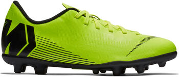 Nike Botas fútbol  Mercurial JR Vapor 12 Club MG  niño