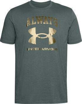 Camiseta de manga corta UA Always Under Armour hombre Azul