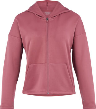 ENERGETICS Sudadera Odelle wms mujer Rojo