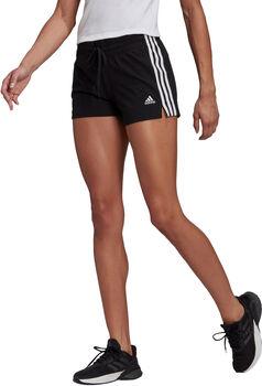 adidas Pantalón Corto Essentials 3-Stripes Slim mujer