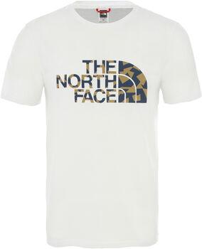 The North Face Camiseta manga corta Berard hombre Blanco