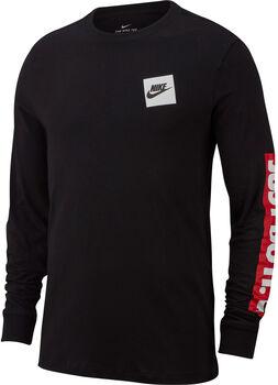 Nike Camiseta m/l M NSW LS TEE JDI BMPR hombre