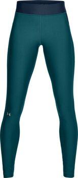 Under Armour Leggings HeatGear® Armour para mujer Verde