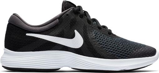 Nike - Zapatilla NIKE REVOLUTION 4 (GS) - Unisex - Zapatillas Running - Negro - 35?