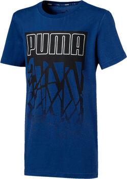 Puma Style Graphic Tee B niño