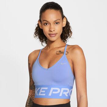Nike Sujetador Deportivo Indy Pro Long mujer