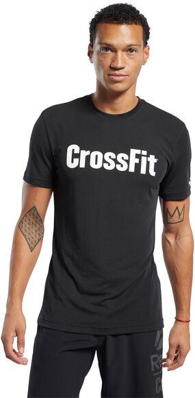 Camiseta manga corta RC CrossFit Read