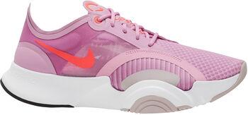 Zapatillas de fitness Nike SuperRep Go mujer Rojo
