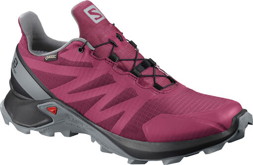 Salomon - Zapatilla SUPERCROSS GTX - Mujer - Zapatillas Running - 37 1/3
