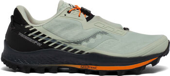 Saucony Zapatillas trail running Peregrine 11 ST hombre Gris