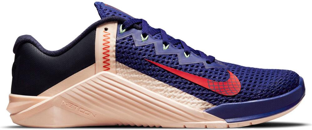 Nike -  Metcon 6 - Mujer - Zapatillas Fitness - Azul - 6