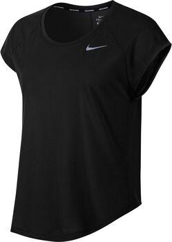 Nike tailwind top cool  mujer Negro