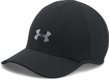 Under Armour Shadow Cap 2.0 mujer Negro
