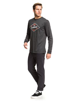 Quiksilver California Wounds - Camiseta de Manga Larga hombre