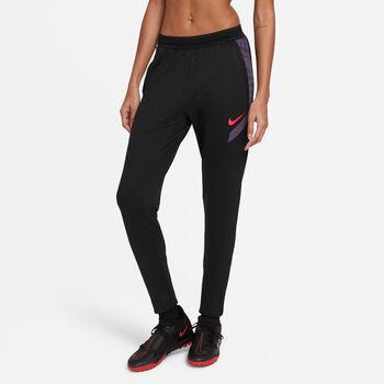 Pantalón largo de fútbol Nike Perfomance Dri-FIT Strike mujer Negro