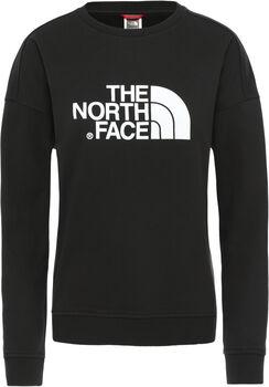 The North Face Sudadera Drew Peak mujer Negro
