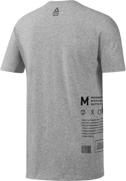 Camiseta manga corta Crossfit® Move