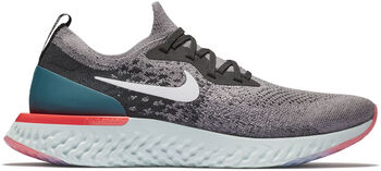Nike Epic React Flyknit hombre Negro